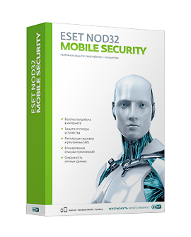 ESET NOD32 Mobile Security (для Android)